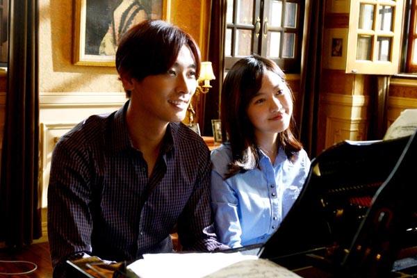 チュ・ジフン「蒼のピアニスト」...